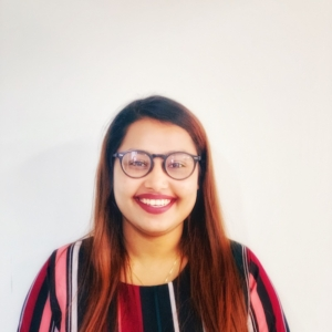 Hitanshi Chauhan - SproutBox Community Manager Delhi