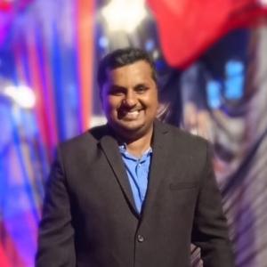Wilson Pereira - Community Manager, Sproutbox Mysore